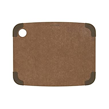 Epicurean 202-12090302 Non-Slip Series Cutting Board, 11.5-Inch by 9-Inch, Nutmeg/Brown