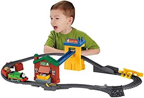 Fisher-Price - Thomas & Seine Freunde - Trackmaster - Stell- & Verladewerk [UK Import]
