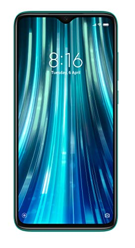Redmi Note 8 Pro (Gamma Green, 6GB RAM, 64GB Storage with Helio G90T Processor) - 6 Month No Cost EMI