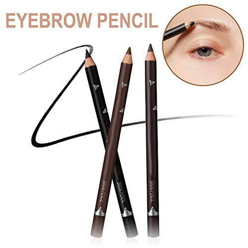 iBàste Crayon à Sourcils de Longue durée Maquillage Professionnel Yeux Sourcils Tatouage Doublure Stylo imperméable à l'eau des Sourcils Enhancers cosmétiques