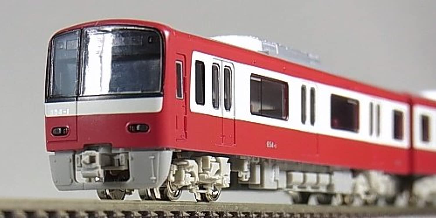 muy popular Keikyu Type Type Type 600 4th Edition with Air Conditioner Type CU71 Additional Four Middle Coche Set (Trailer Only) (Model Train) (japan import)  aquí tiene la última