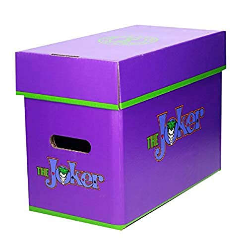 SD Toys DC Comics - Caja con diseño Joker