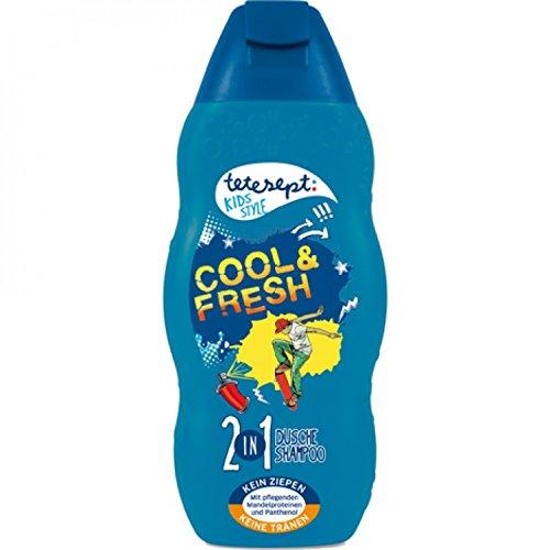 Tetesept Shampoo&Dusch 200ml Kids Cool&Fresh 5´er (5 * 200ml)