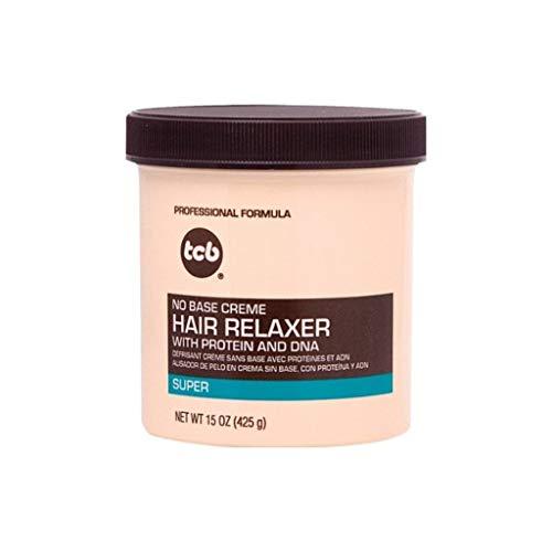 Tcb Hair Relaxer Tratamiento Capilar Super - 425 gr