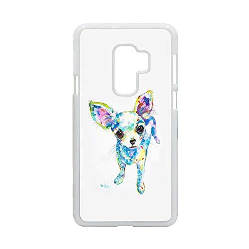 Tener Chihuahua 6 Mujer Cajas De Teléfono Pc Delgada Delgada Compatible Samsung Galaxy S 9 Choose Design 92-2