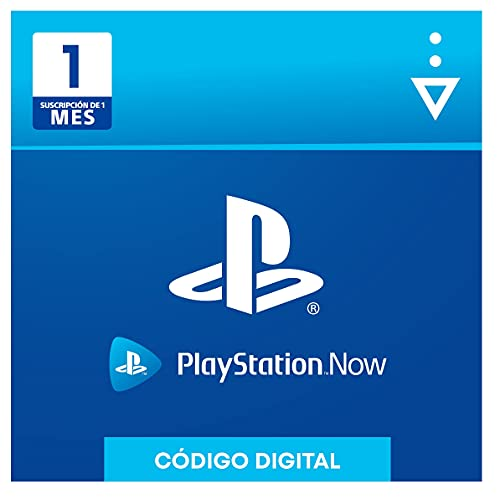 Sony, PlayStation Now - Suscripción 1 Mes   PS5/PS4/PS3   Código de descarga PSN - Cuenta española