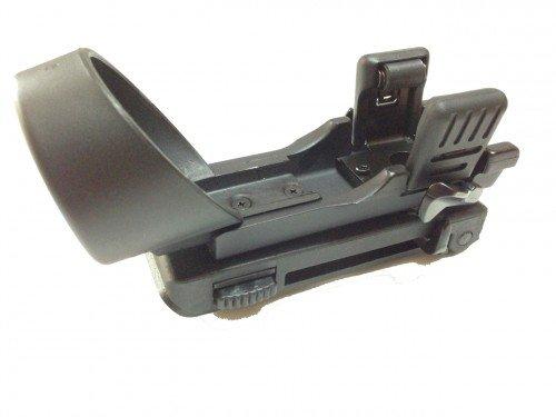 ESP LHU-14-43 Universelles drehbares Kunststoffholster Size 3-43mm