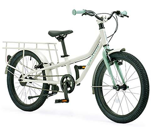 YOTSUBACYCLE(ヨツバサイクル) PICNIC 20(ピクニック20) キッズカーゴバイク [ピスタチオ] YB05-9020