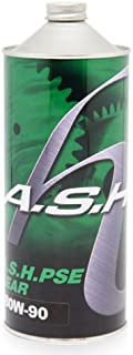 A.S.H.(アッシュ) PSE ( Partial Synthetic Ester ) GEAR 80W90 1L