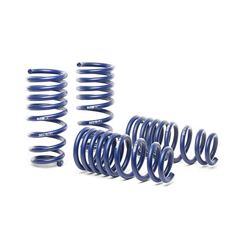 Fahrwerksatz, Federn Sportfedersätze/Performance Lowering Springs von H&R (29131-2) Federsatz Federung/Dämpfung Schraubenfeder, Federung