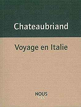 Paperback Voyage en Italie (French Edition) [French] Book