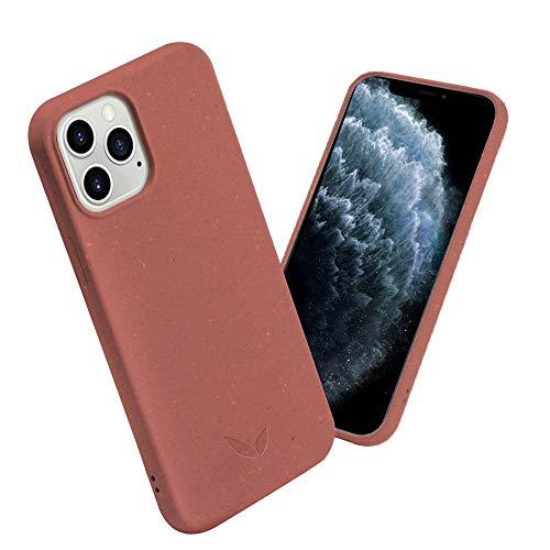 CWA Design - Bio Handyhülle Case kompatibel mit iPhone 11 - umweltfreundlich, nachhaltig, plastikfrei & recyclebar - Rosé
