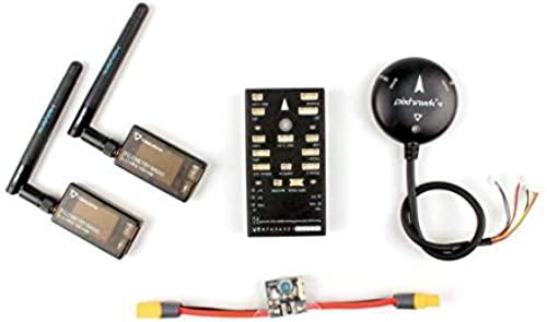 Banbie Holybro PIX32 Pixhawk PX4 2.4.6 Flight Controller M8N GPS PM Power Module 100mW FPV 915Mhz Radio Telemetry for RC Drone