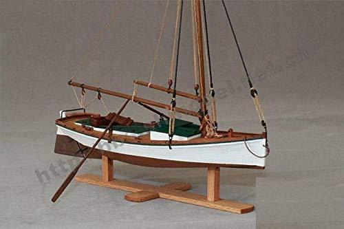 SIourso Kits De Construcción Kits De Modelo De Barco Kit De Modelo De Barco De Pesca De Filete 1/35