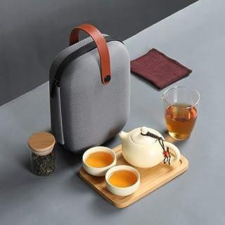مجموعات ادوات الشاي - مجموعة الشاي للسفر من السيراميك مجموعة الشاي Kúps Pót Pórtable ór Travel Kúng Fú Tea Pót Set Kúng Fú...