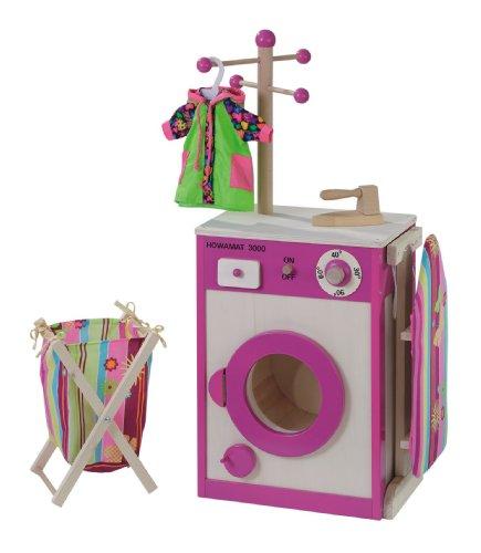 Howa Waschmaschine / Wäschecenter aus Holz 4814