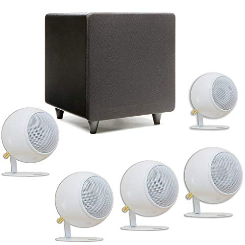 Orb Audio: Mod1 Mini 5.1 Home Theater Speaker System - Surround Sound...