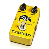 JOYO JF-09 Tremolo Guitar Pedals Guitar Effect Pedal Single Effect with True Bypass
