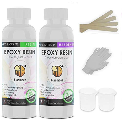 Bloombee Clear Epoxy Resin