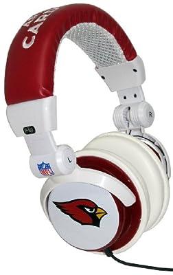 iHip NFL Arizona Cardinals DJ Style Headphones