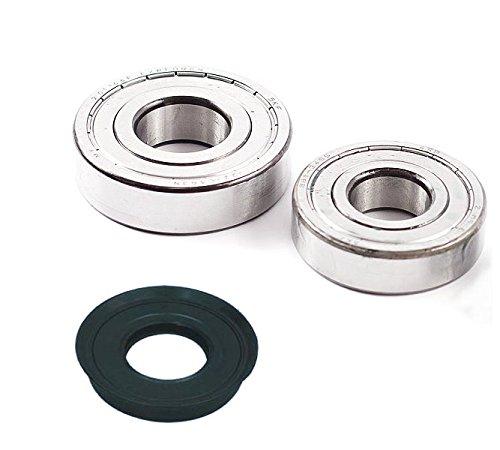 DREHFLEX® - ORIGINAL - SKF Lager // Lagersatz/Lagerset für diverse Waschmaschinen aus dem Hause Bosch/Siemens/Neff/Constructa - passend für Teile-Nr. 086309 // 00086309