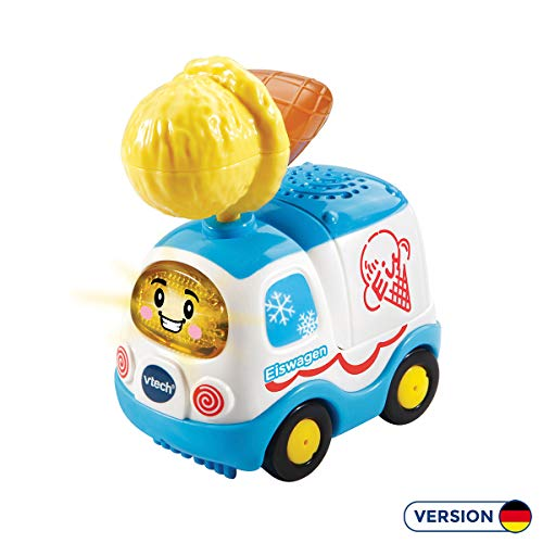 Vtech 80-119684 TUT Baby Flitzer-Special Edition Eiswagen, bunt