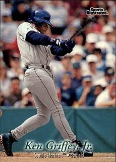 1997 Sports Illustrated #157 Ken Griffey Jr. MLB Baseball Trading Card