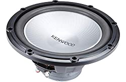 commercial Kenwood KFC-W12PS – 12 performance series car subwoofers, 4 ohms, 1000W. kenwood 12 subwoofers