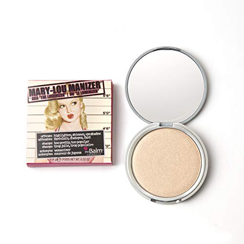 theBalm Mary-Lou Manizer, Honey-Hued Luminizer, Highlighter, 9.6 g