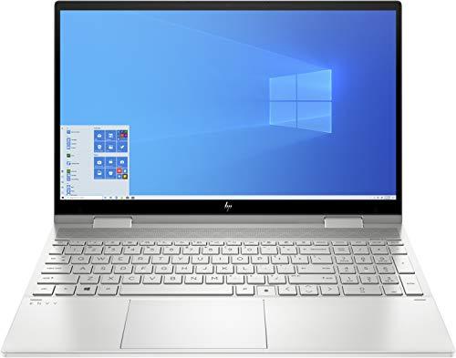 HP ENVY x360 15-ed1000sa 15.6' 1920 x 1080 pixels Touchscreen Intel Core i5-11xxx 8 GB 512 GB SSD NVIDIA GeForce MX450 Windows 10 Home