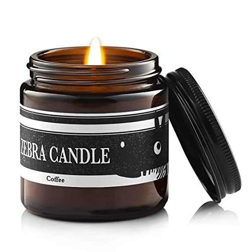 Coffee Vanilla Scented Candle