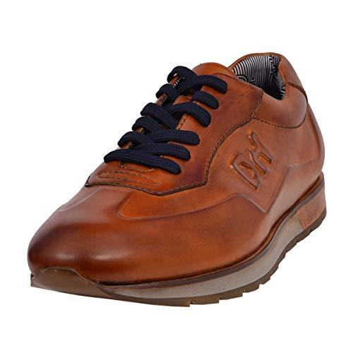 Daniel Hechter 812758031100, Sneakers Basses Homme, Marron (Cognac 6300), 43 EU