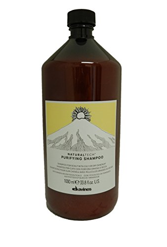 Davines Naturaltech Purifying Shampoo 1000ml (Salon Size)