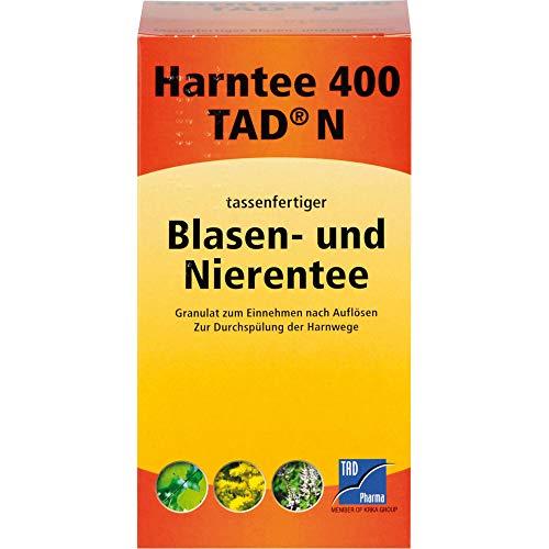 Harntee 400 TAD N Granulat Blasen- und Nierentee, 300 ml Granulat