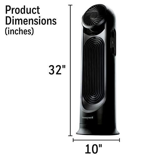 Honeywell TurboForce Tower Fan