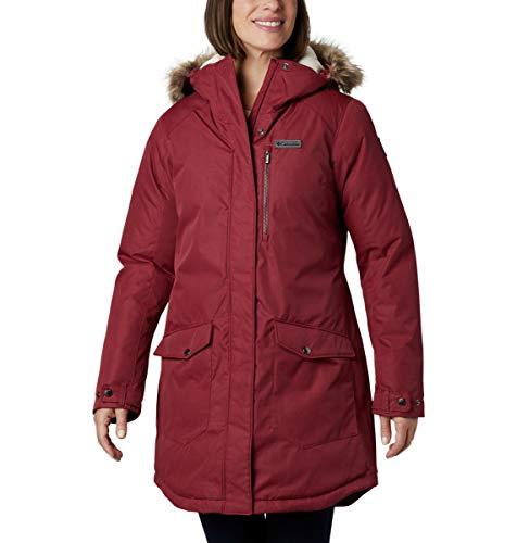 Columbia Suttle Mountain Lange Isolierte Jacke für Damen