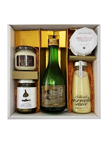 〔セット商品〕醴泉 (れいせん) 特別本醸造 生貯蔵酒 300ml + おつまみ4点(山わさびソース・バーニャカウダ・チーズのオイル漬け・ぬるチーズ) セット