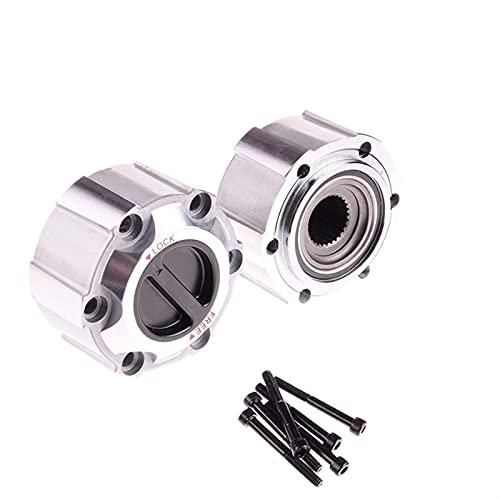 KCSAC 2 Piezas X Manual Manual Wheel Locking Hub Fit para Nissan Pickup Pathfinder Navara D21 Terrano I 86-89 B015 40250-32G10 4025032G10