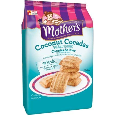 Mother's Coconut Cookies (Pack of 2)