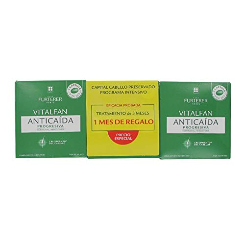 RENE VITALFAN ANTICAIDA PROGRESIVA 3 X 30 CAPSULAS