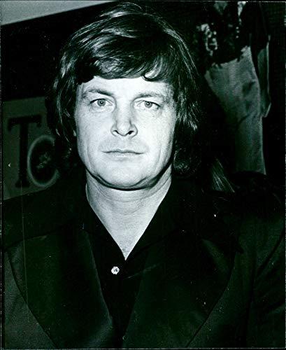 Vintage photo of Michael Witney