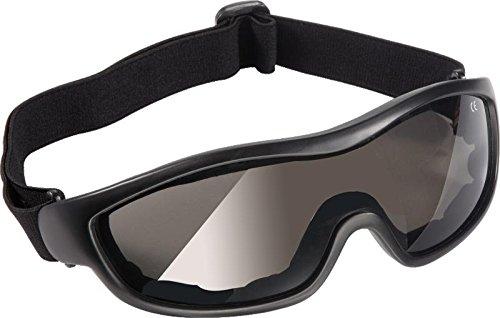 Elite Force Erwachsene Schutzbrille MG100, schwarz, One Size
