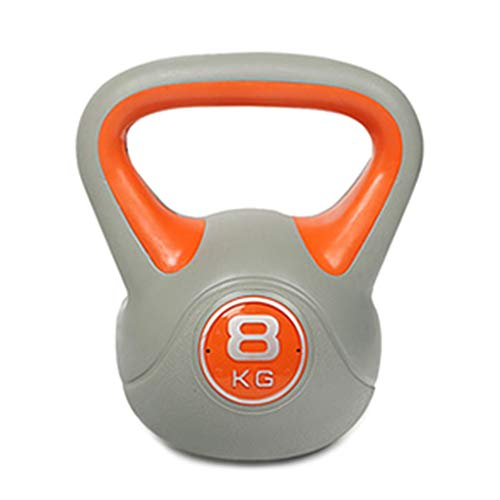 Best Price middle Kettlebell Fitness Plastic Home Sports Squat Equipment Lifting Hips Lifting Pot Sm...