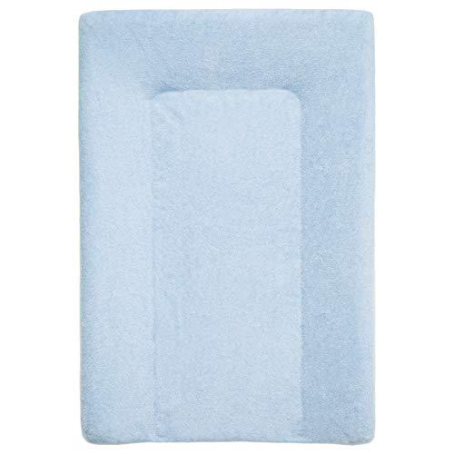 BabyCalin BBC512606 Schwammwechselmattenabdeckung, 50cm x 70cm, blau, 1 Stück