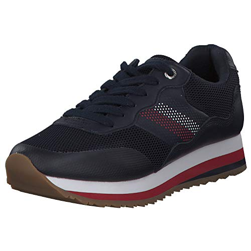 Zapatillas Tommy Hilfiger Corporate Marino Mujer 38 Marino