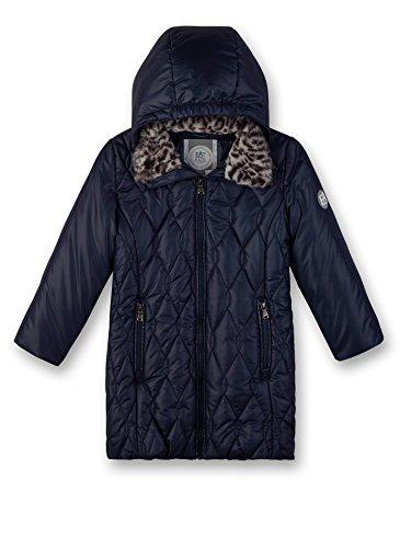 Sanetta Mädchen Outdoorcoat Mantel, Blau (Swallow Blue 50192), 140