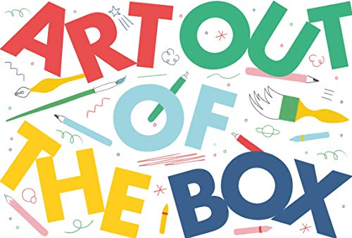 Art Out of the Box /Anglais: Creativity games for artists of all ages