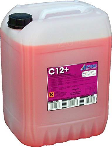Alpine Langzeit-Kühlerfrostschutz C12+ 20 Liter