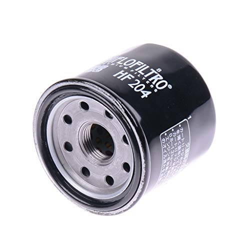 Filtro de aceite Hiflo negro VTX 1300 S SC52 03 – 07