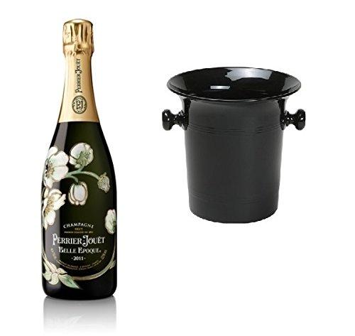 Perrier Jouet Champagner Belle Epoque 2012 in Champagner Kübel 12,5% 0,75l Fl.